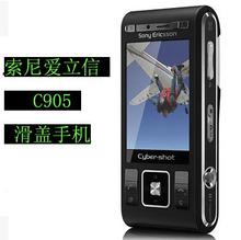 索尼爱立信C905c经典滑盖按键备用手机wifiSonyEricsson