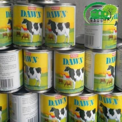 牛奶灌桶 炼乳缅甸进口 老装DAWN炼乳 泡鲁达甜点烘焙奶茶原料