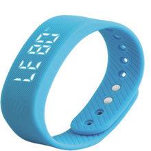 多功能时尚智能表手环LED数字儿童学生3D计步运动男女情侣手表
