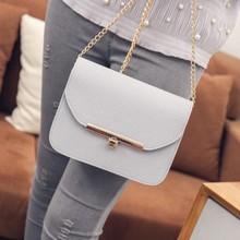 欧美时尚 斜挎链条包迷你小方包单肩包斜跨女包小包包 包包2017新款