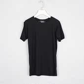 特 限时折扣 朵朵船 潮牌春款 经典时尚圆领设计 纯棉 破洞T恤
