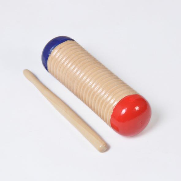 正品 奥尔夫打击乐器 直筒蛙 儿童乐器 沙筒 木质沙筒 随机发货