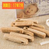 英国进口Bickiepegs磨牙棒宝宝婴儿饼干儿童零食6个月婴幼儿高钙