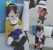 女童毛衣开衫17春新款女宝宝0-4岁春韩版婴幼儿童针织衫纯棉外套
