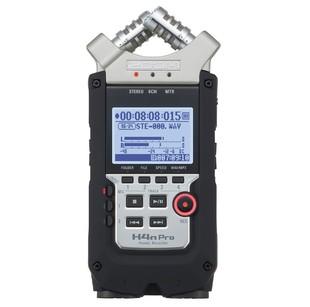 单反串联同步录音数码录音机便携录音机录音机PROH4NZOOM
