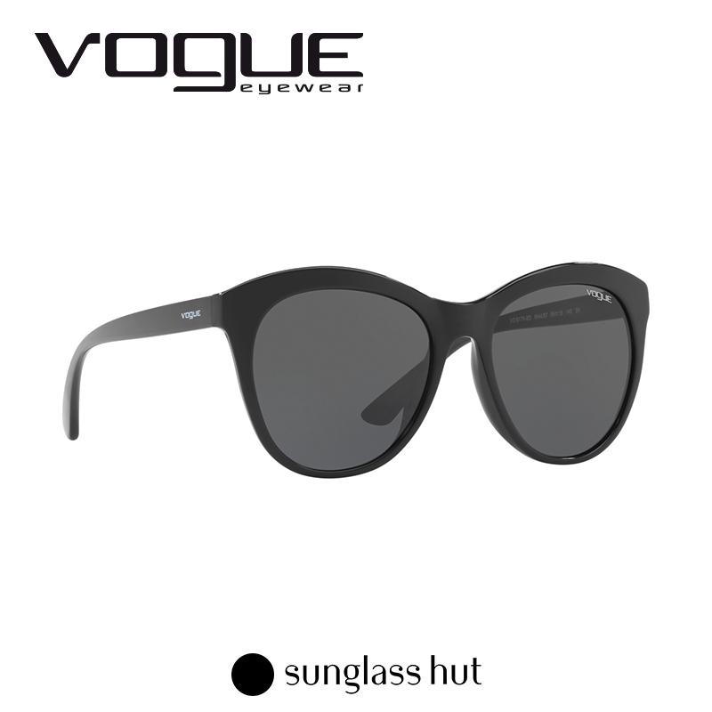 VOGUE/沃格 时尚偏光太阳镜 潮流全框眼镜 女士优雅墨镜VO5175SD