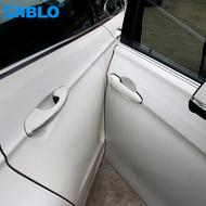 SNBLO汽车防撞条车门边防擦条隐形防撞条防刮条车身防刮贴胶条