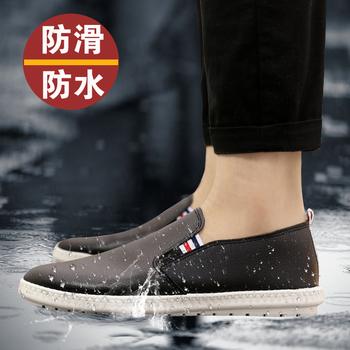 娱乐网站白菜网站大全低帮雨鞋夏季男士水鞋厨房套