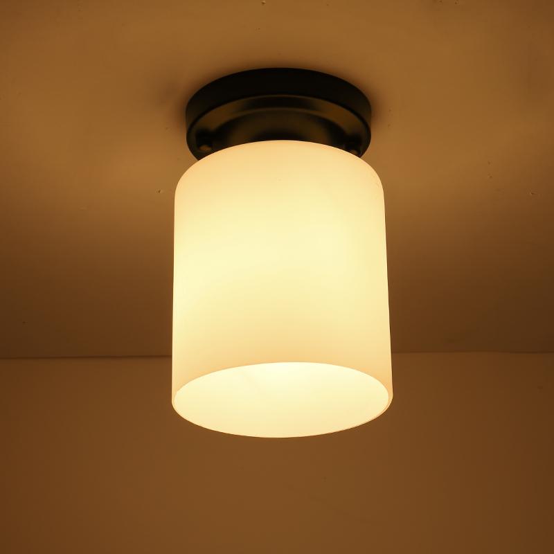 led吸顶灯圆形卧室灯现代简约客厅灯过道走廊卫生间厨房阳台