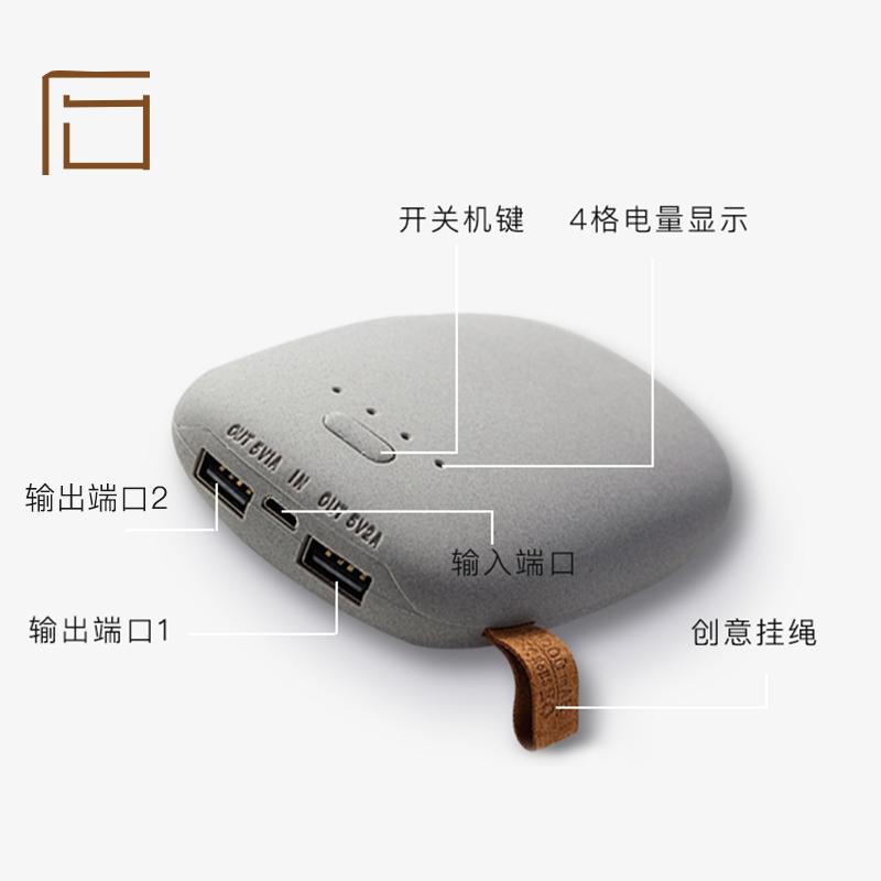 【包邮】手机充电宝迷你便携通用移动电源