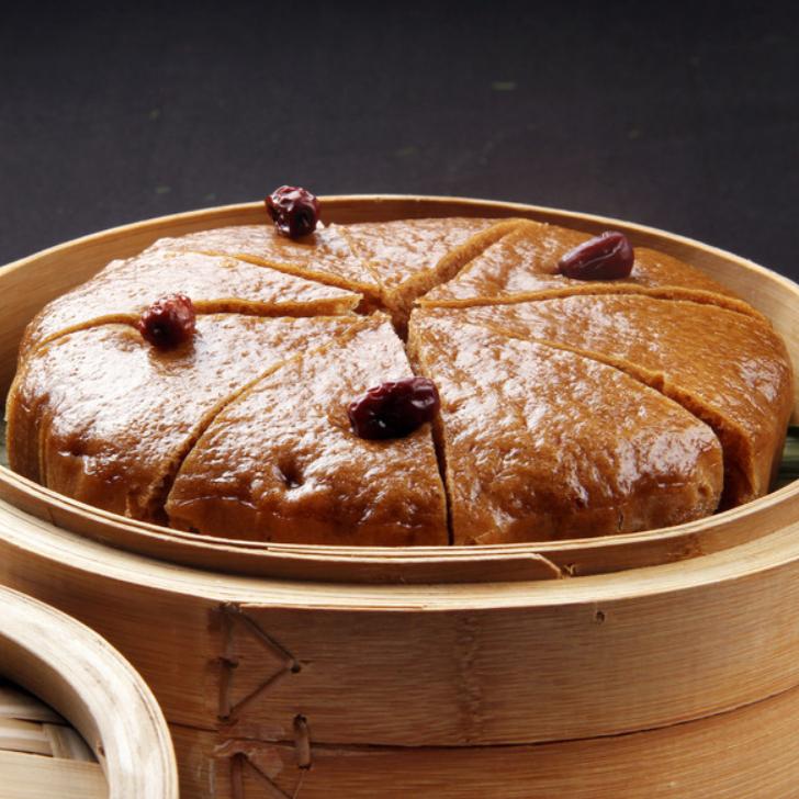 【天天好食材】峰仔红糖发糕 龙游发糕红枣糕 12包*700克 整箱价