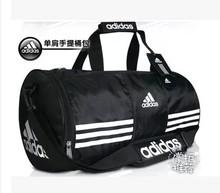 位训练包圆筒旅行包单肩包手提篮球足球包 运动包男女健身包独立鞋