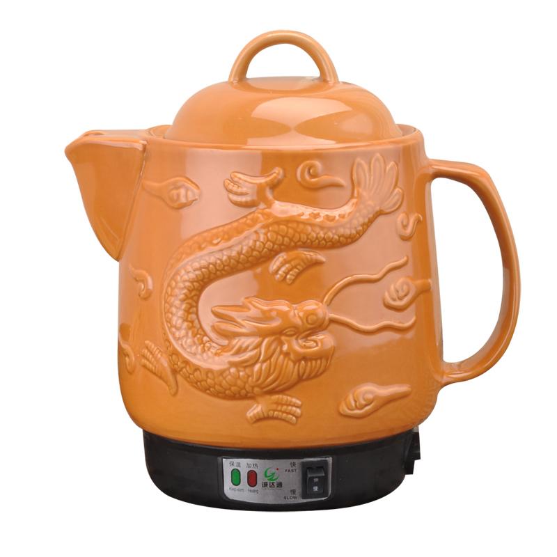 电子煎药壶中药壶保温厨房电器煮药陶瓷养生壶药煲药罐全自动