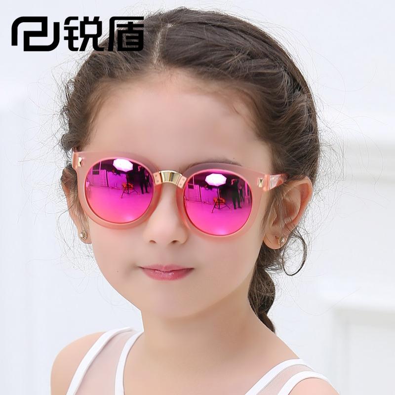紫外线墨镜宝宝偏光男童太阳镜眼镜儿童女童亲子