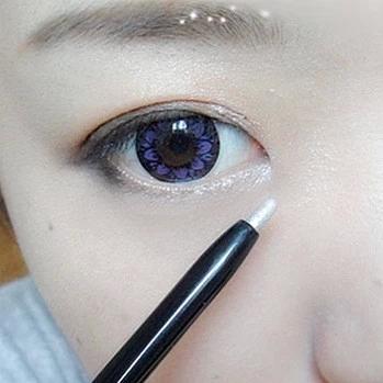 免邮 双头防水卧蚕笔高光笔眼影棒眼线笔膏不晕染珠光笔 正品