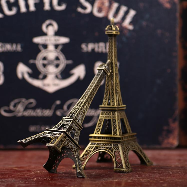 欧式简约酒柜装饰品 埃菲尔铁塔