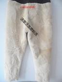 皮毛一体活里活面可拆卸 羊毛皮裤 包邮 棉裤 羊剪绒羊皮中老年男士