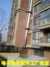 电子围栏系统4线300米防盗电网高压脉冲主机配件张力围栏工厂特价