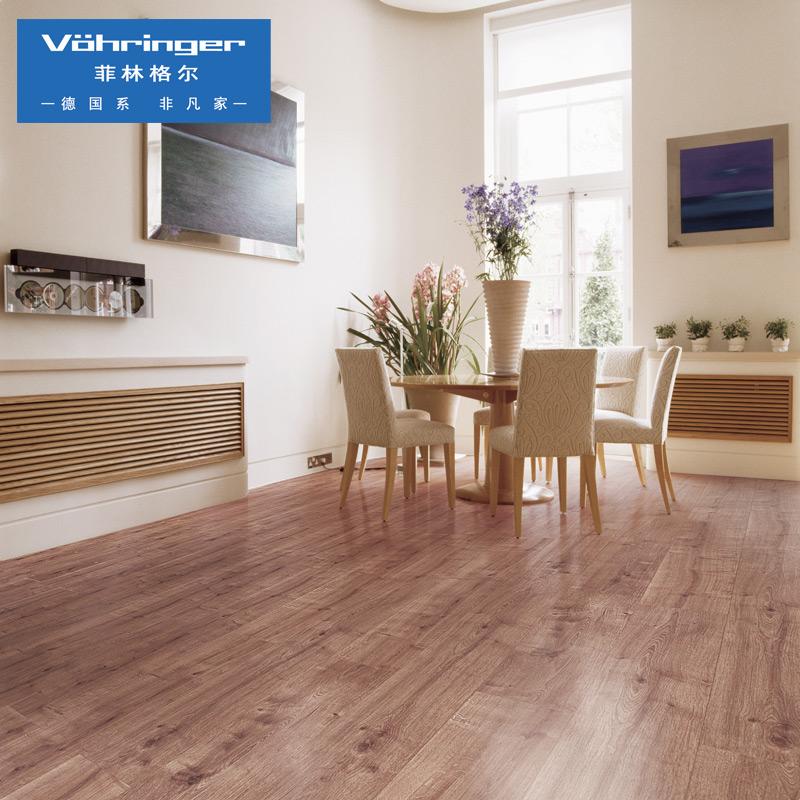 菲林格尔 家用木地板德国高密度纤维板强化复合地板r