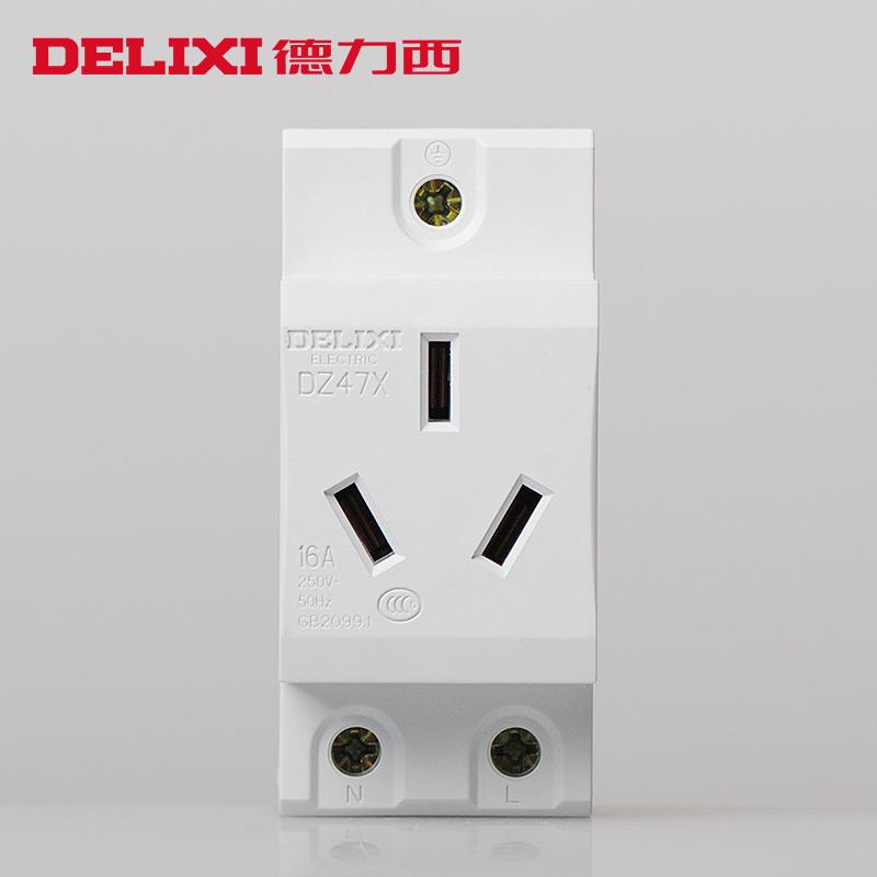 家庭照明电路图灯三孔插座