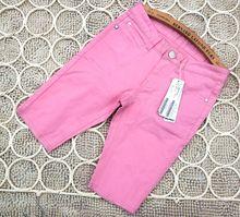 小脚牛仔五分裤 女式弹力韩版 纯棉铅笔中裤 修身 外贸原单剪标女装