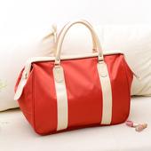 潮旅行袋 旅行包女手提包大容量行李包短途女旅游包出差登机包韩版
