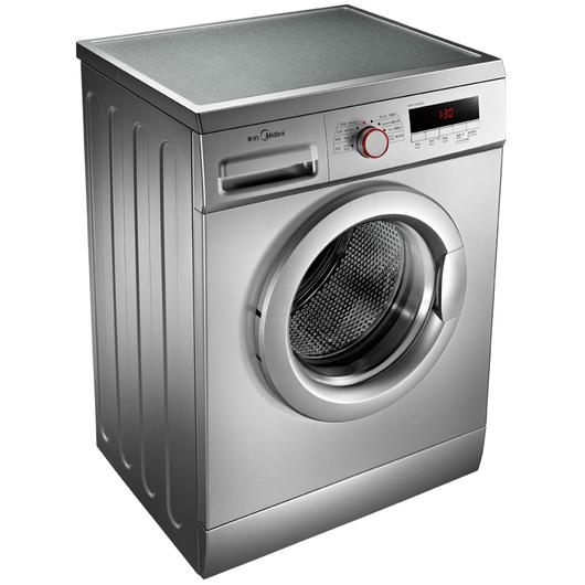 新苗家电 Midea/美的MG80-1232E(S) 8公斤大容量滚筒洗衣机