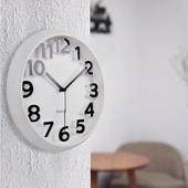 凯诺时创意挂钟客厅钟表静音时尚家用圆形现代简约时钟挂表石英钟