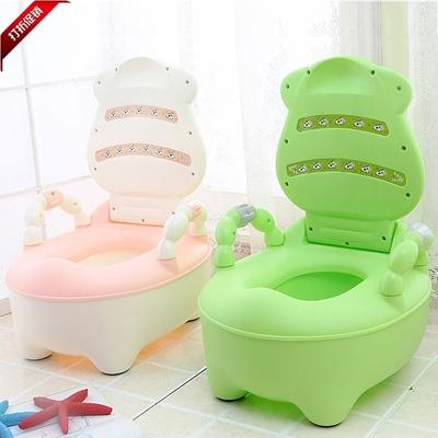 便携式儿童宝宝婴幼儿抽屉式加大号坐便器尿便盆扶手靠背男女马桶