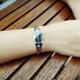 卡迪诺时尚方形钨钢女表正品防水石英表小表盘休闲韩版女款手链表