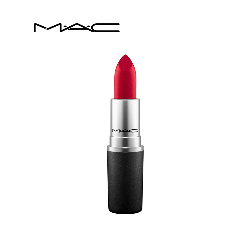 MAC/魅可子弹头唇膏口红ruby woo/chili/cockney/seesheer