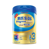 【天猫超市】惠氏S-26金装旗舰版3段960g婴幼儿配方牛奶粉单罐装