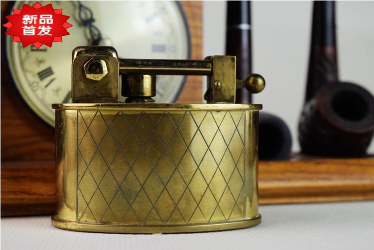 欧美古董收藏品瑞士烟具抬臂式台式煤油打火机 性价比高 礼品推荐