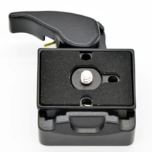 Adapter Plate Clamp 323 Release Quick Camera