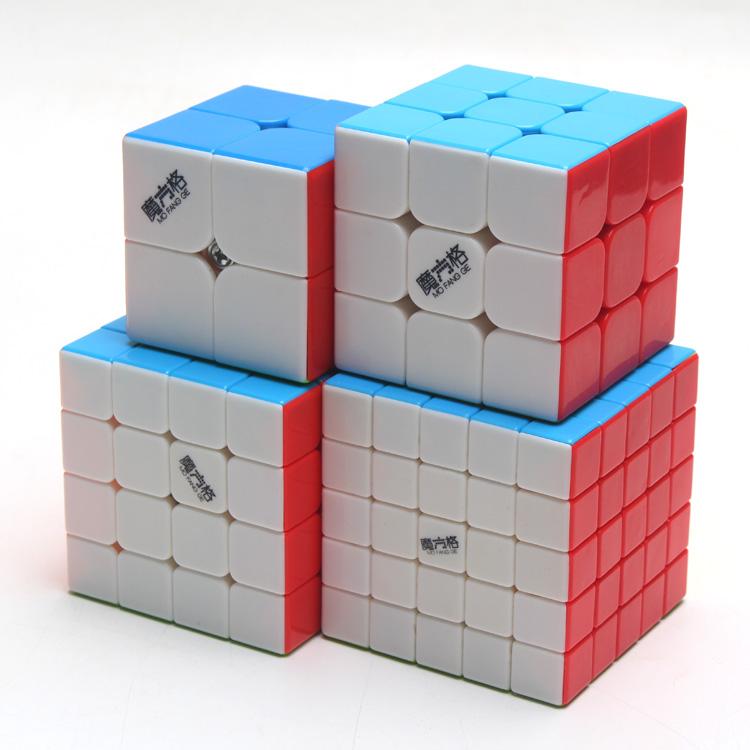 包邮奇艺魔方格2阶3阶魔方4阶5阶二阶三阶四阶五阶
