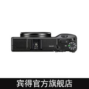 分期Ricoh/理光 GR II便携数码相机GR2 WIFI卡片机国行现货