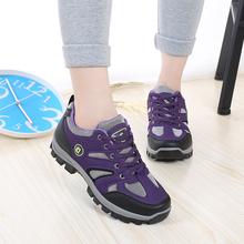 防滑运动鞋 轻便旅游鞋 跑步女鞋 特价 防水徒步鞋 春季户外登山鞋 正品