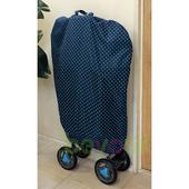 婴儿推车雨罩通用宝宝防水童车罩推车防尘罩防尘袋推车收纳袋 包邮图片