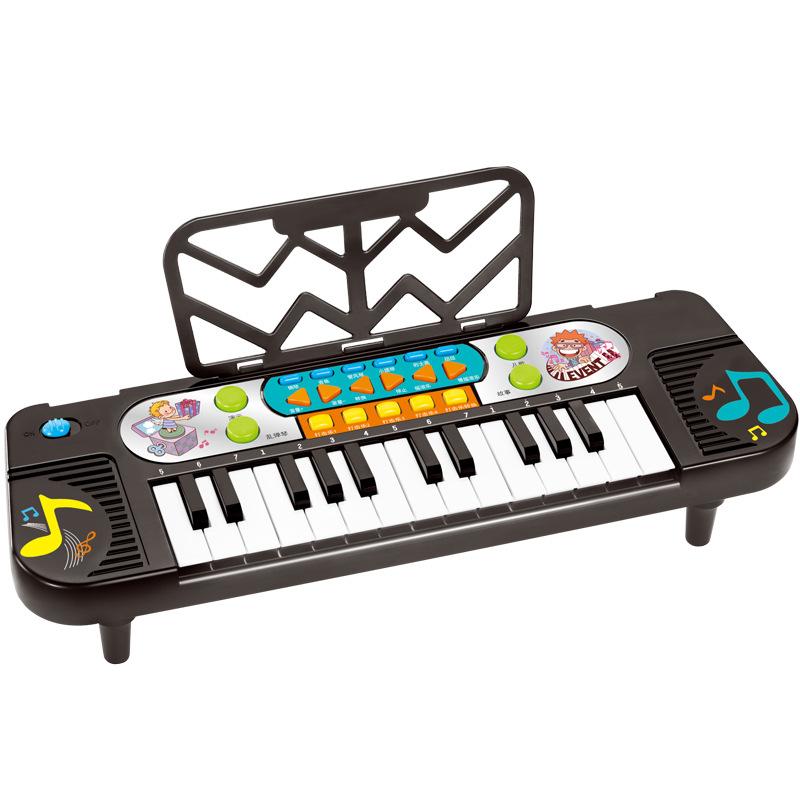 儿童玩具电子琴1-3-5岁宝宝音乐男孩女孩玩具钢琴可弹奏乐器初学