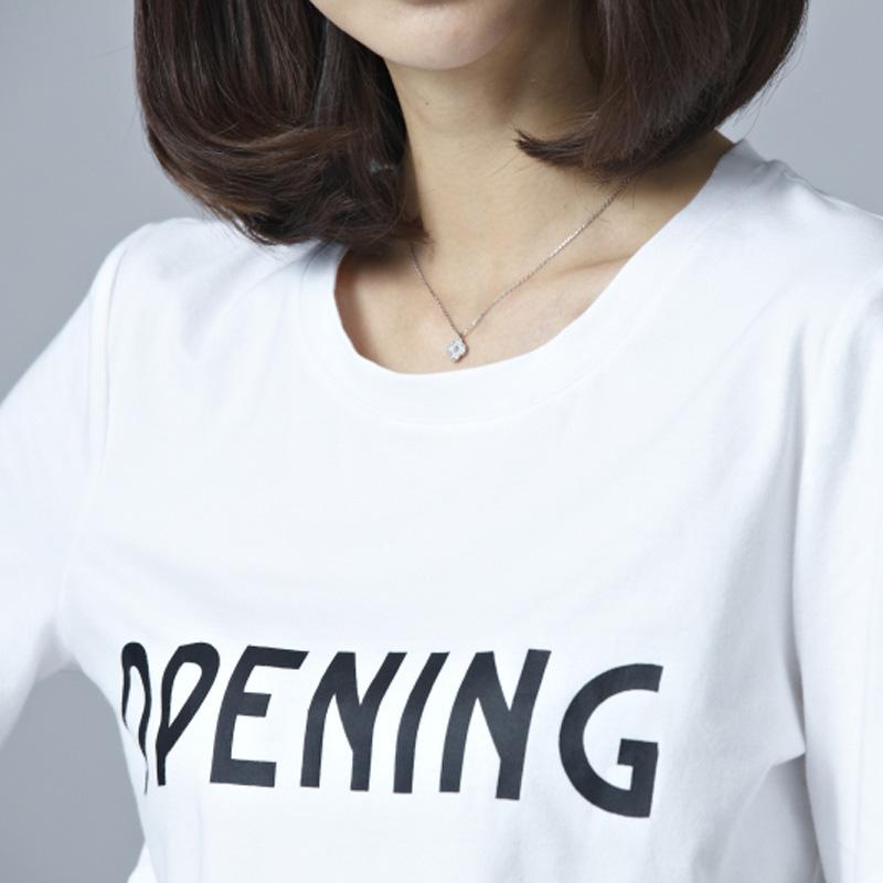 2017百搭女装冰丝棉T恤女圆领短袖上衣韩版简约纯棉时尚宽松白色