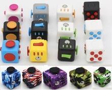 Cube 魔方 抗烦躁焦虑缓解压力集中注意力骰子 美国Fidget 现货