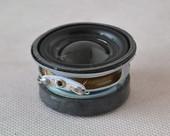 索爱原装 1.5英寸全频喇叭迷你音响配件 扬声器单元 低音小喇叭
