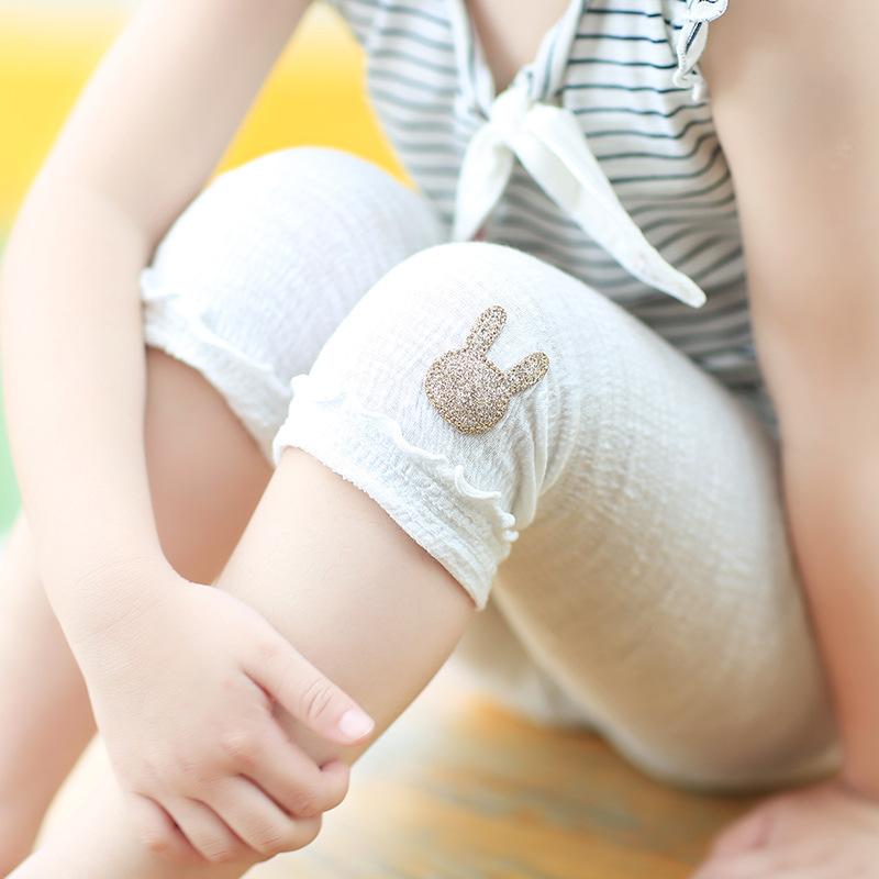 歲中大五分小孩兒童 女童夏季七分褲底褲純棉