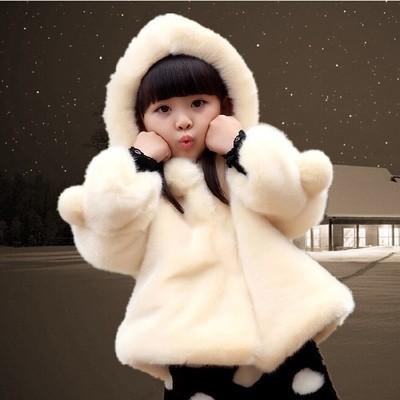 2016新款冬装 加厚保暖碎花中小童手塞羽绒棉外套女童棉衣服包邮