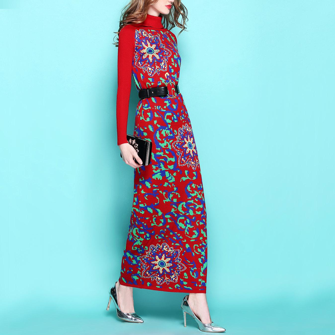 正品[羊毛裙]针织羊毛裙半身裙评测 羊毛裙 连衣