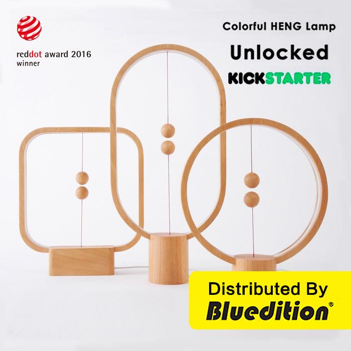 台灯阅读小夜灯 LED 衡智能平衡磁吸半空开关 Lamp Balance Heng 现货
