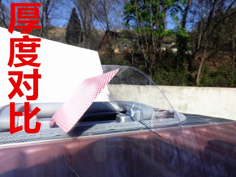 寸 29 26 透明旅行箱保护套皮箱加厚耐磨拉杆箱行李箱子套防尘罩