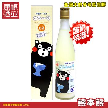 日本熊本TORORI常楽酒造熊本KUMA