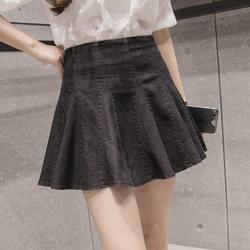 复古新款春装韩版半身裙