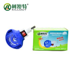 柯澳特电热蚊香液电蚊香片送加热器灭蚊套装无味婴儿驱蚊液电蚊香